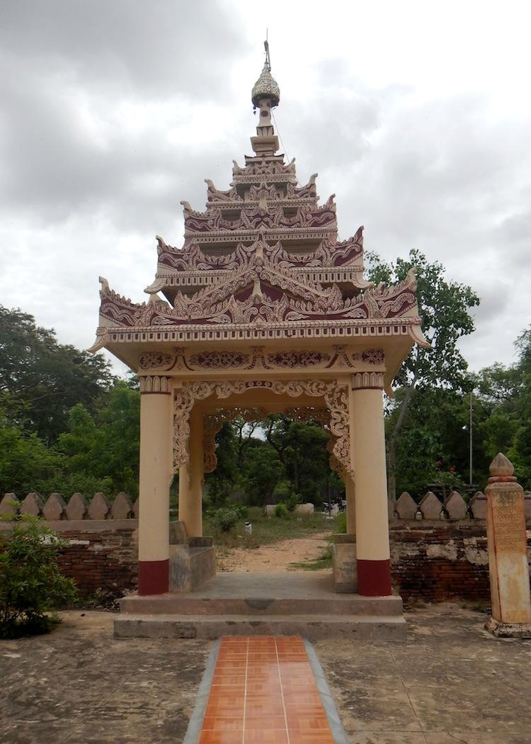 04 Bagan 068 Shwe Chan Thar Paya 3
