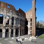 Roma 021 Monte Palatino 14 Colosseo