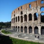 Roma 022 Monte Palatino 15 Colosseo