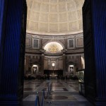 Interior del Pantheon