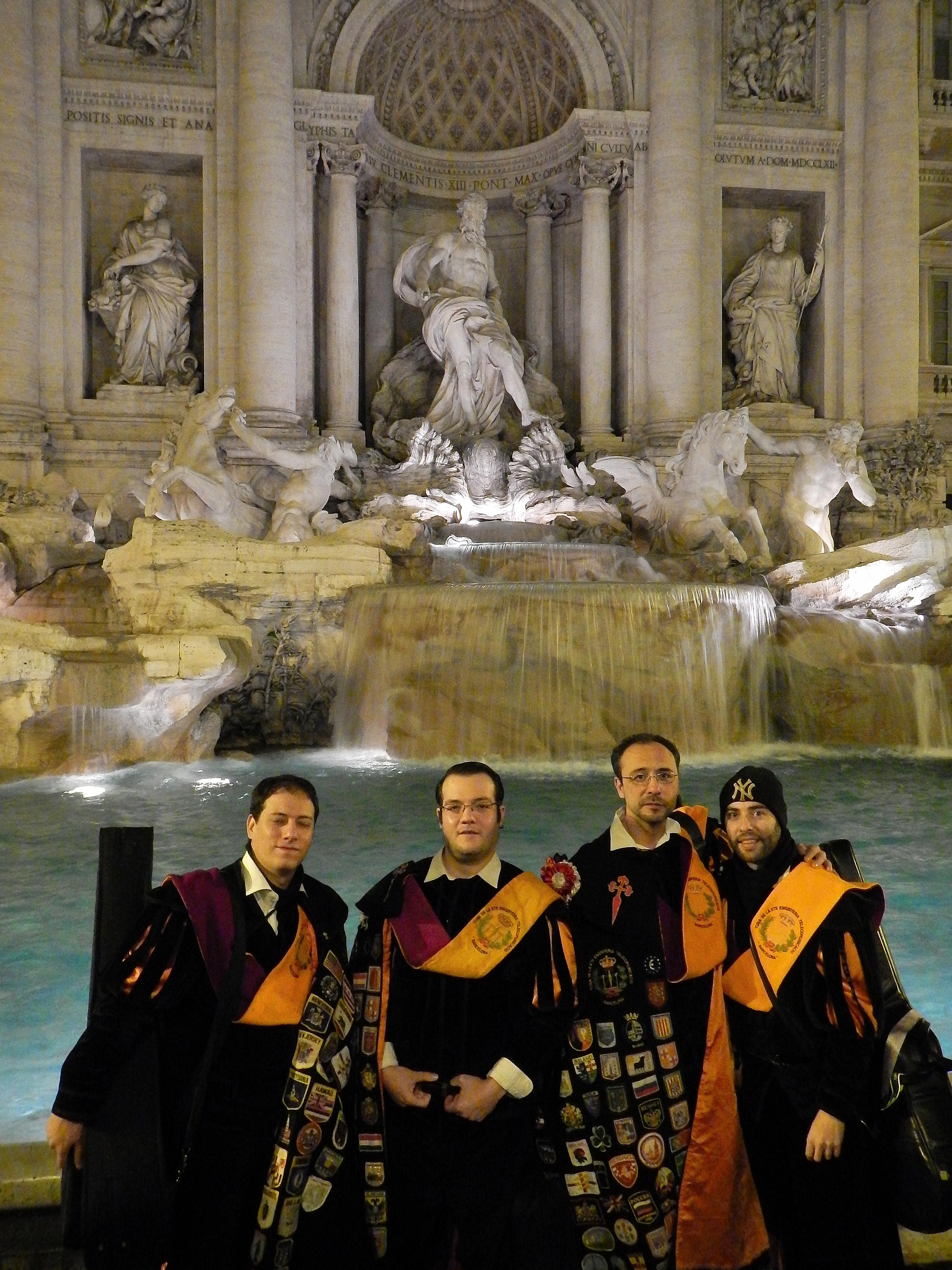 Roma 169 Más centro 30 Fontana di Gloriosa