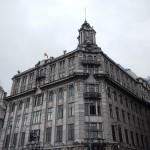 El antiguo edificio de la Union Insurance & Co.