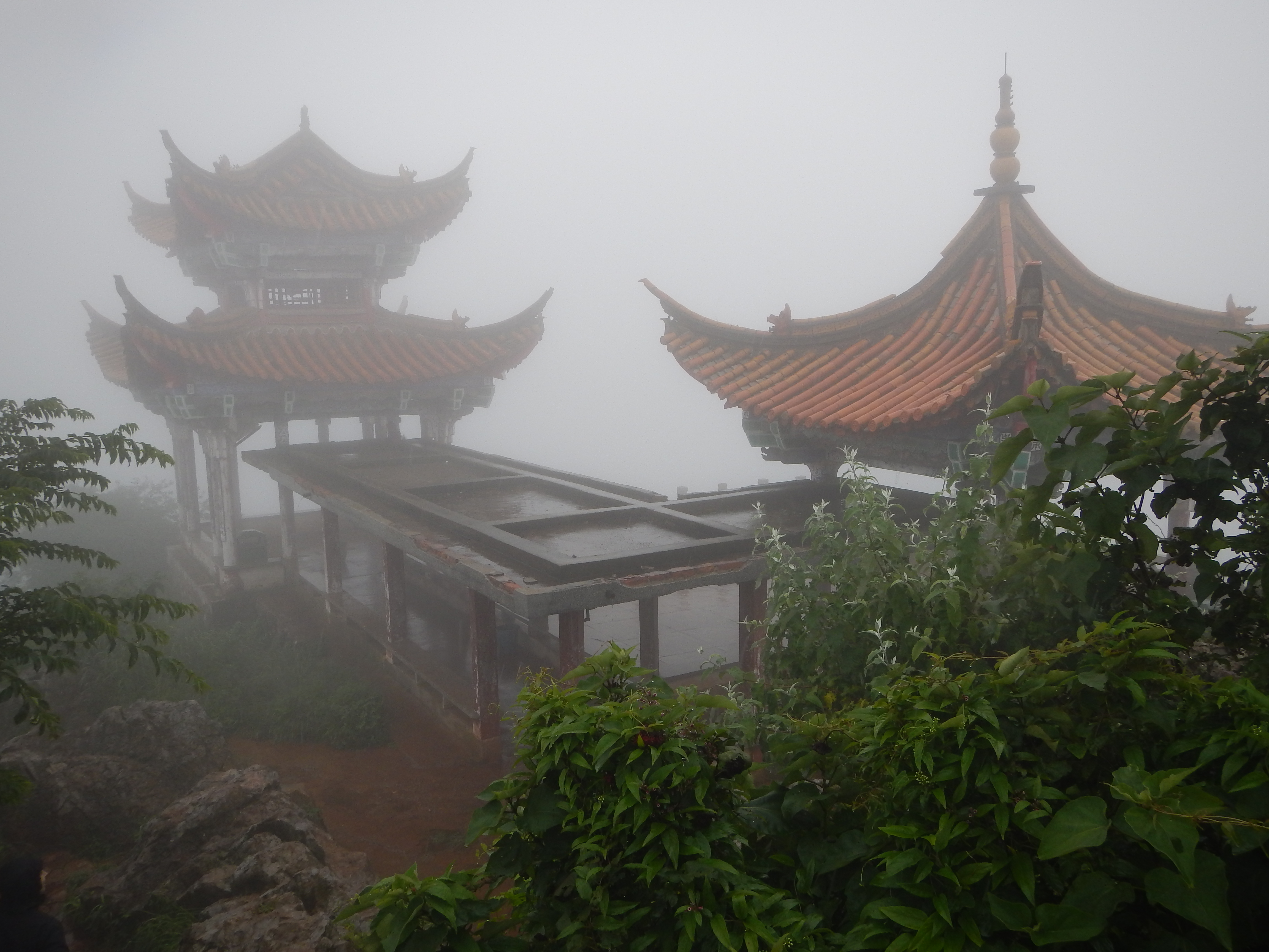 04 Kunming 036 Mont Xi 30
