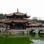 05 Kunming 238 Temple de Yuántōng 10
