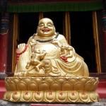 Buda con niños