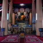 Interior de Wat Hai Sok