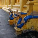 Dragones en Wat Mixai