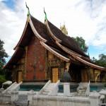 """Nave o """"Sim"""" del templo Wat Xieng Tong"""