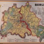 El muro no dividía, rodeaba todo Berlín occidental