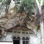 Puerta de la cueva superior
