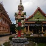 Guardián en Wat Si Suman