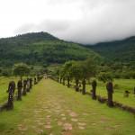 Vía procesional