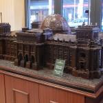Bundestag de chocolate