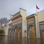 Puerta del Palacio Real