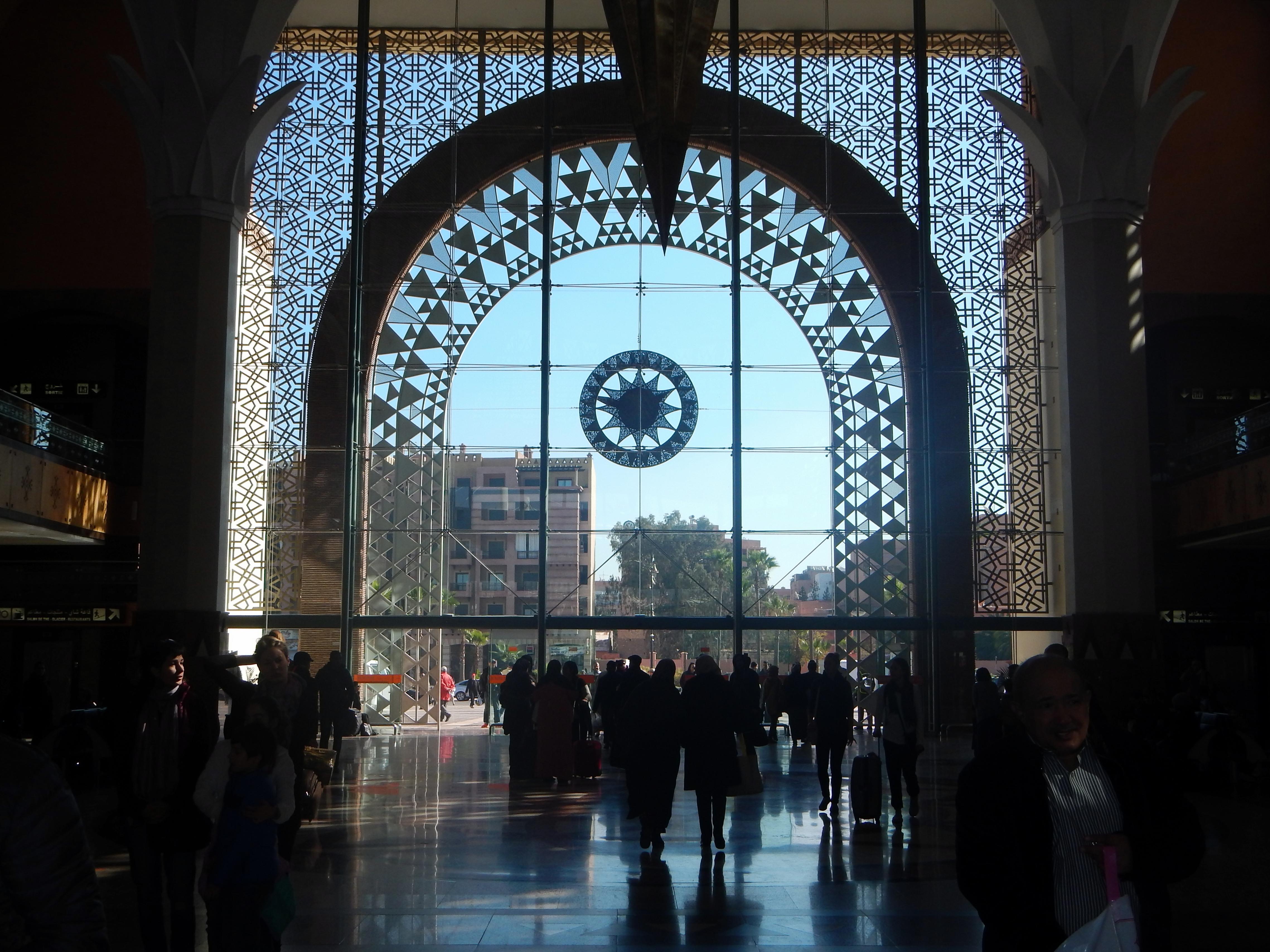 Estación de tren de Fez