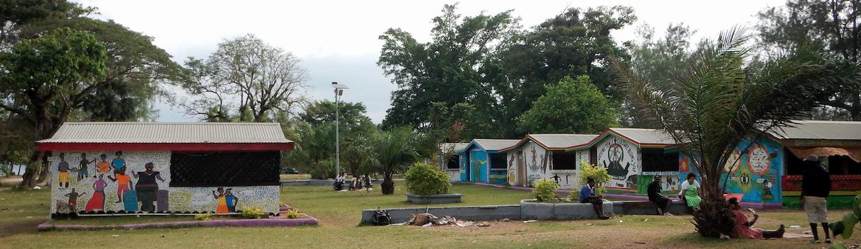 Luganville_Unity Park
