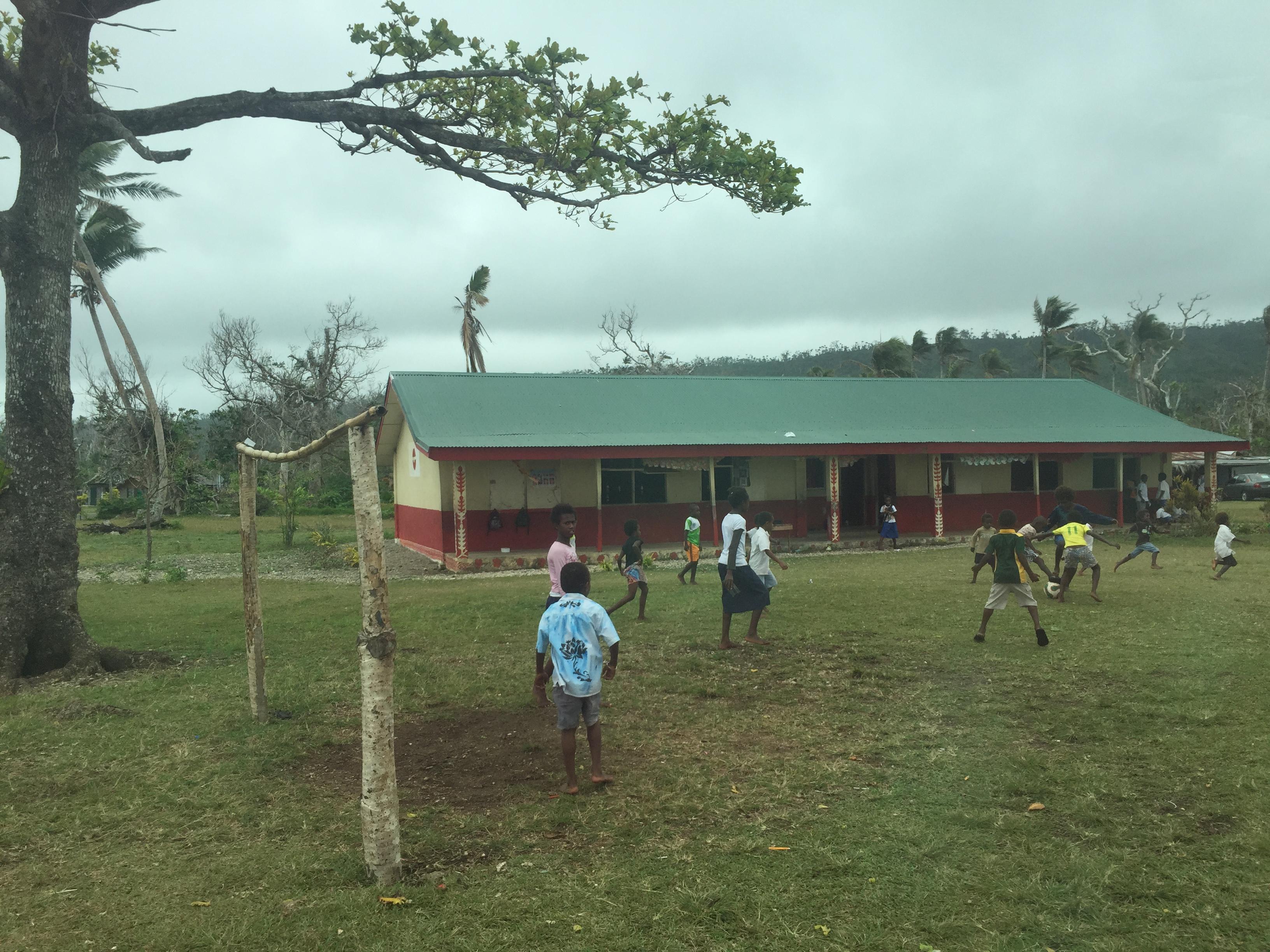 Escuela y fútbol